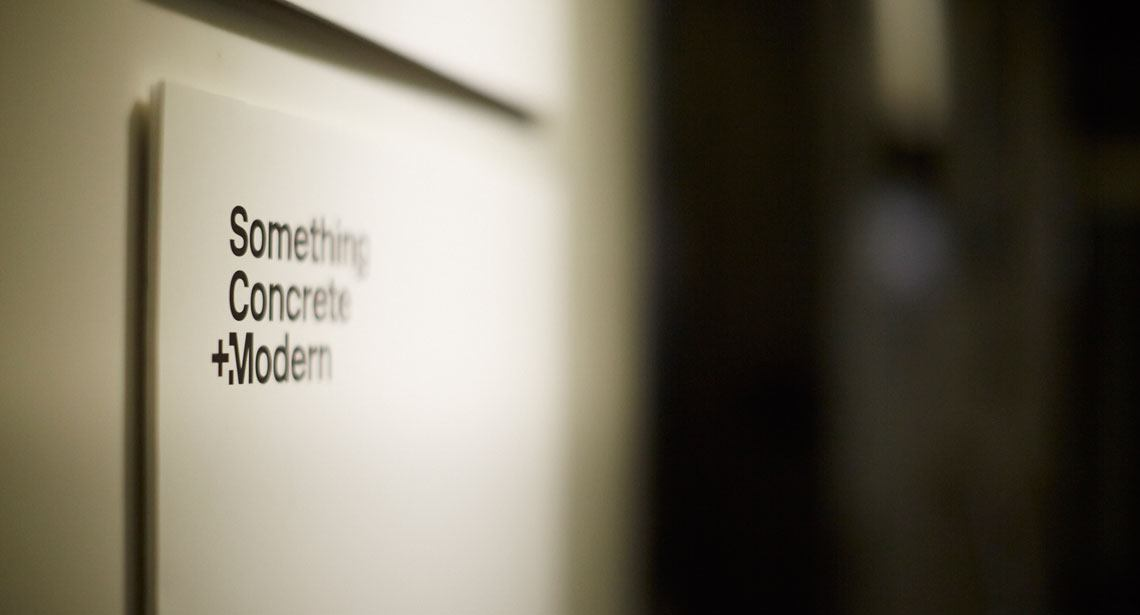 Something Concerte + Modern exhibition