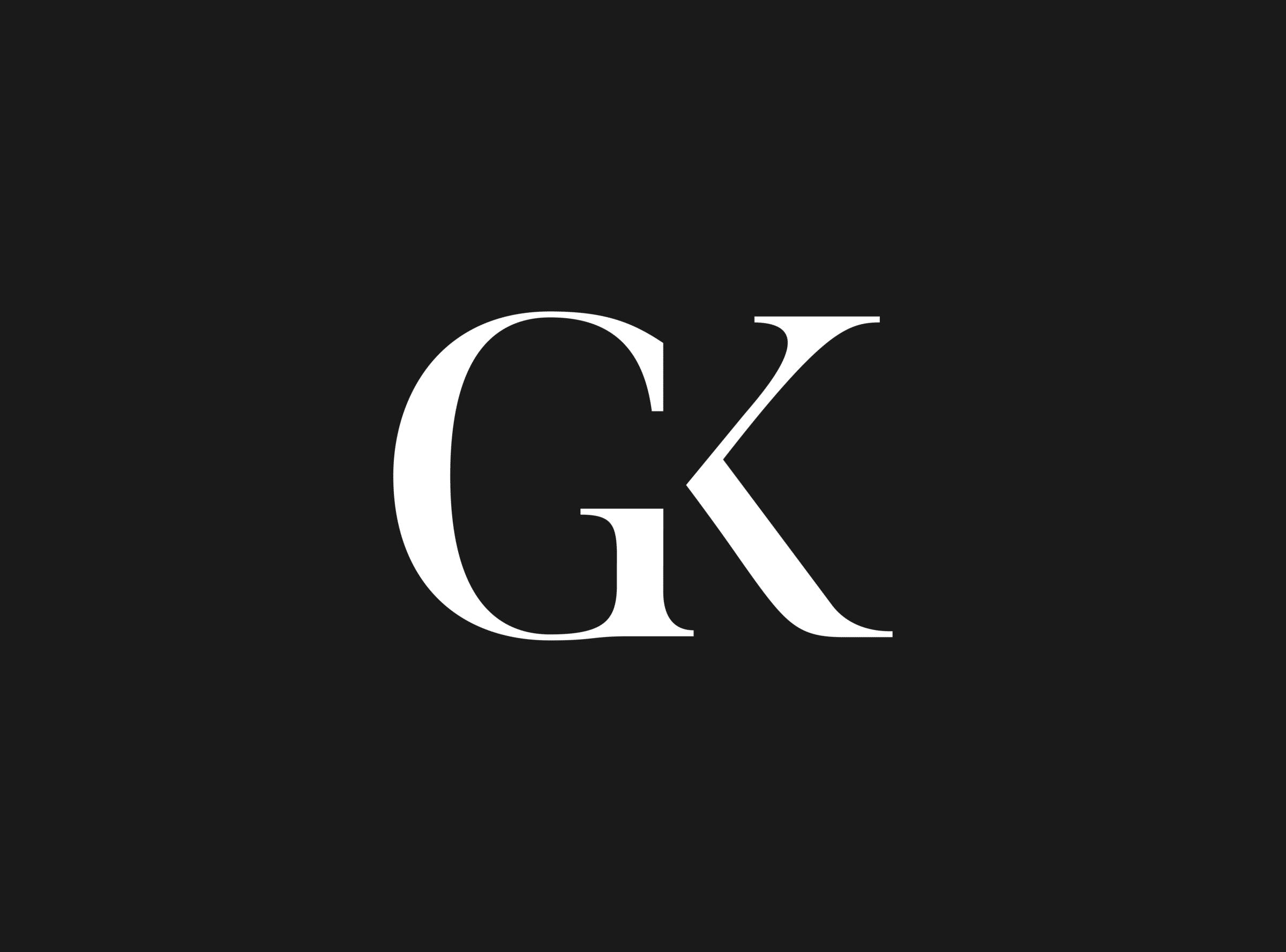Logo design for Garrod Kirkwood