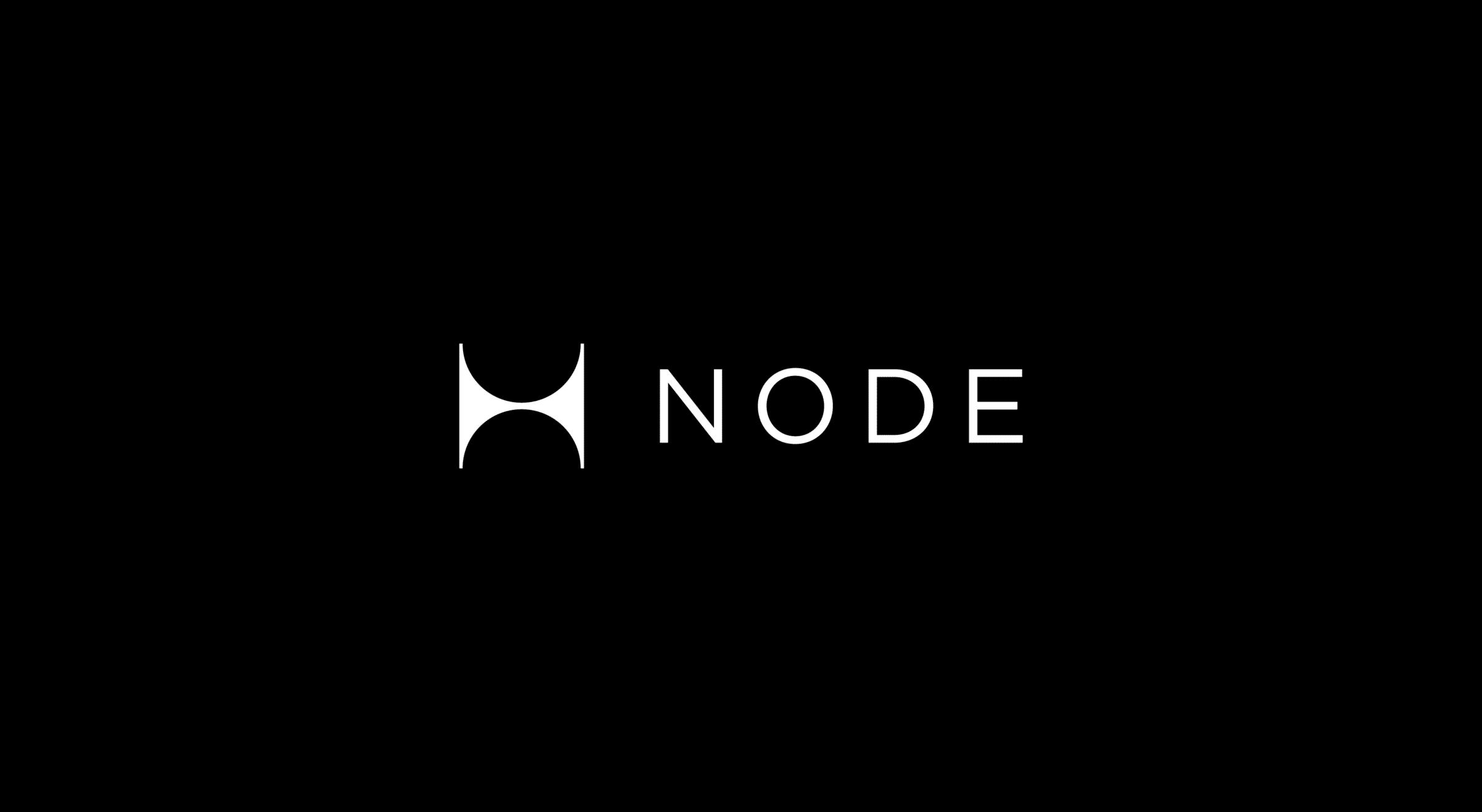 Logo design for Node