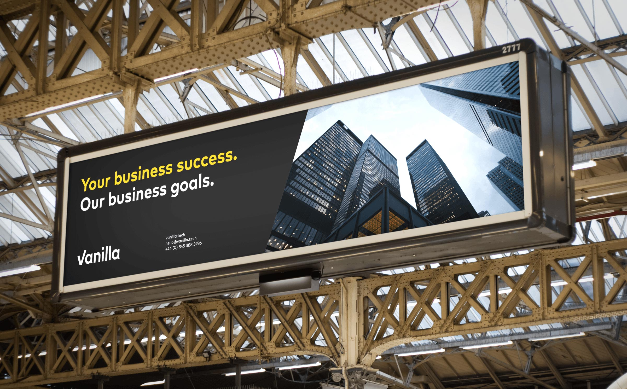 Billboard design for Vanilla