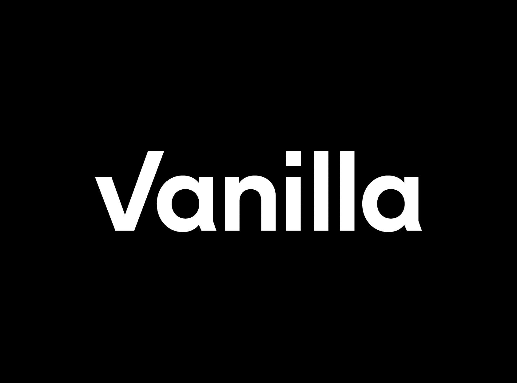 Identity for Vanilla