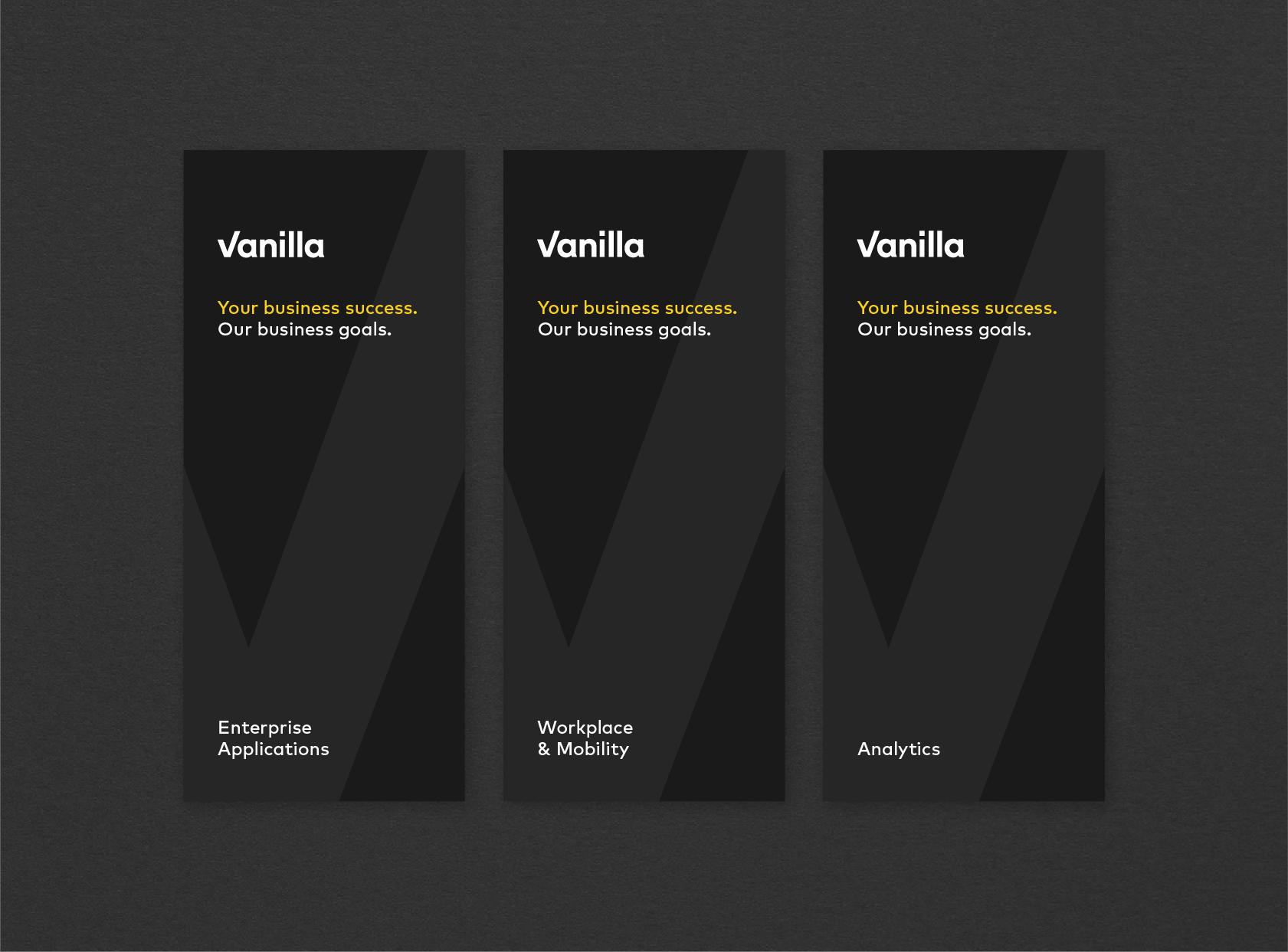 Stationary design for Vanilla