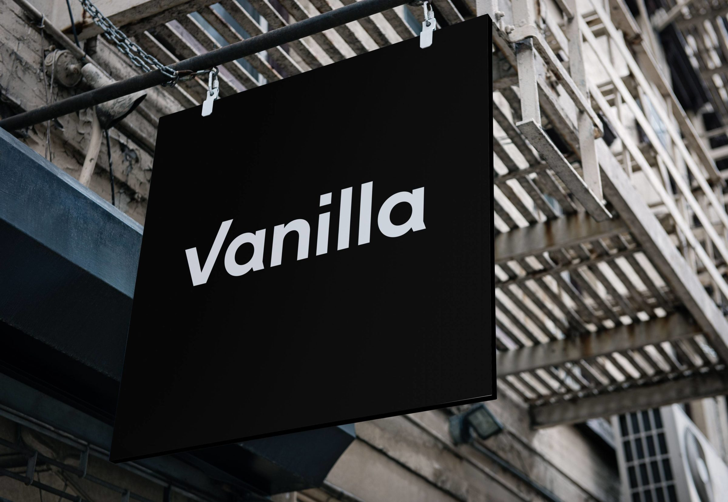 Logo design for Vanilla