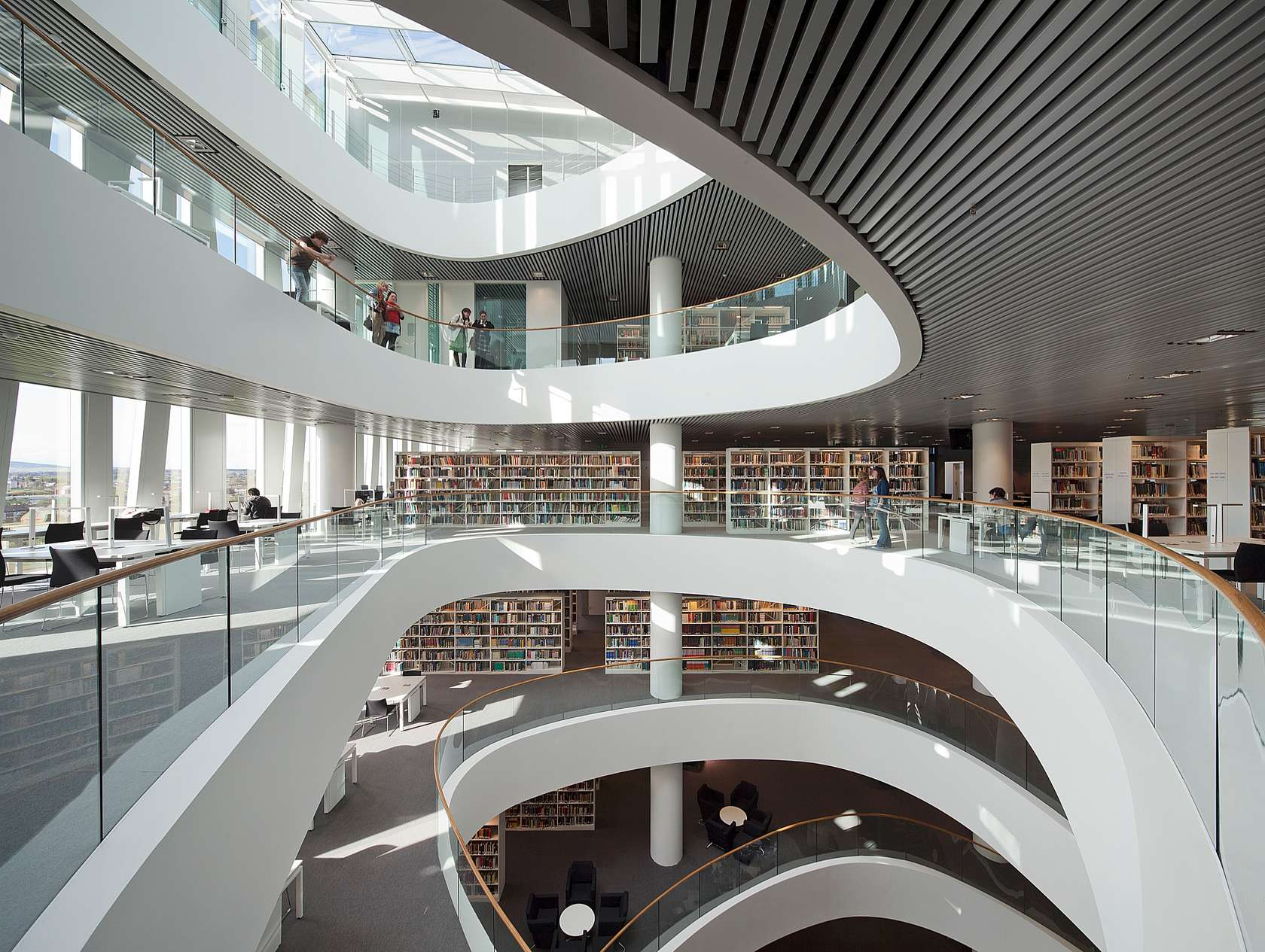 Photo of the University of Aberdeen