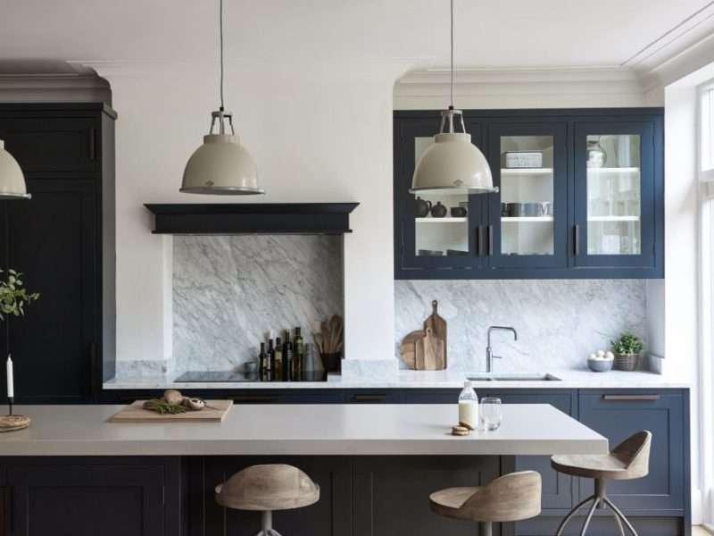 Photo of a Mowlem kitchen