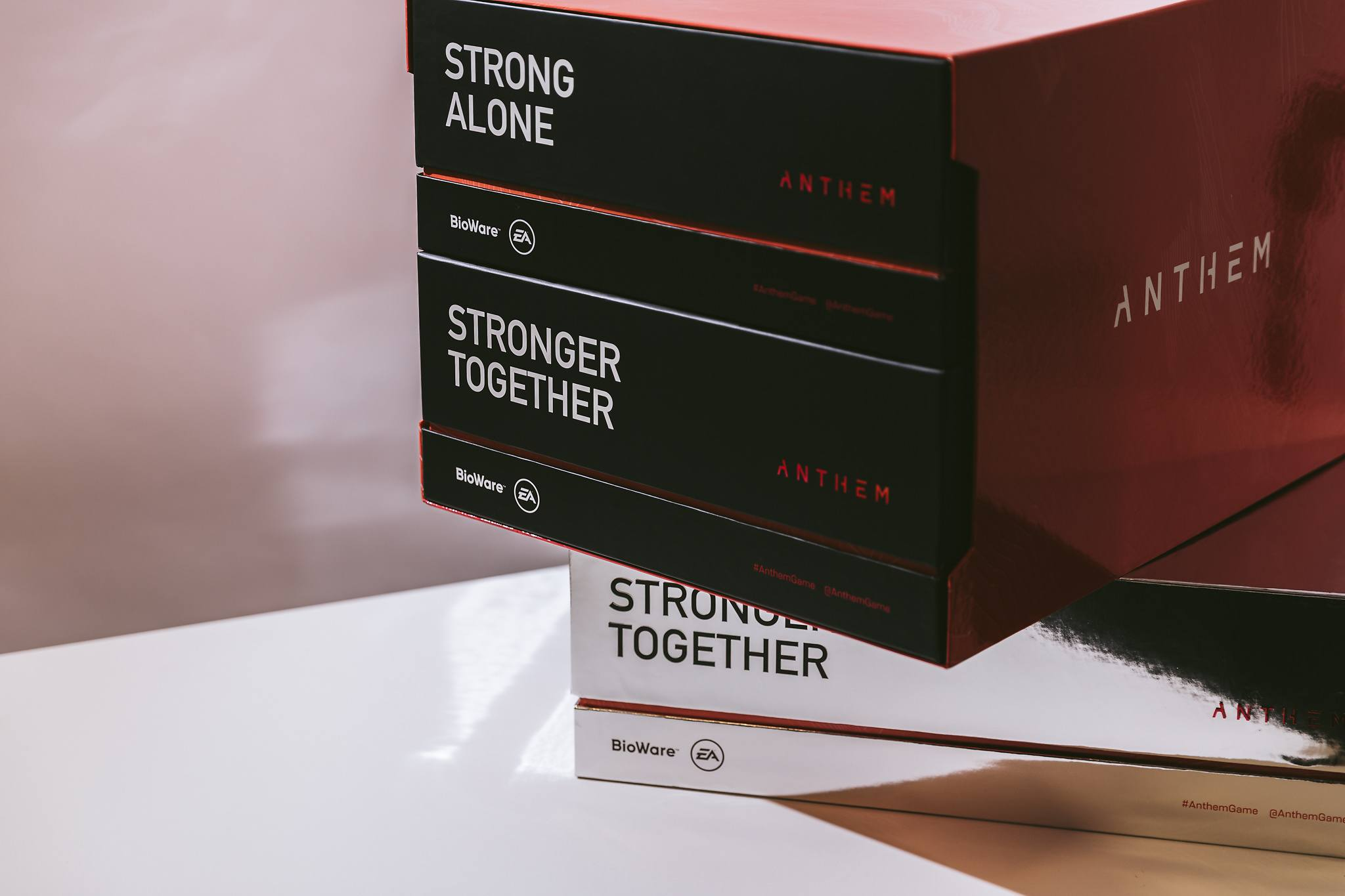 Packaging design for EA Sports