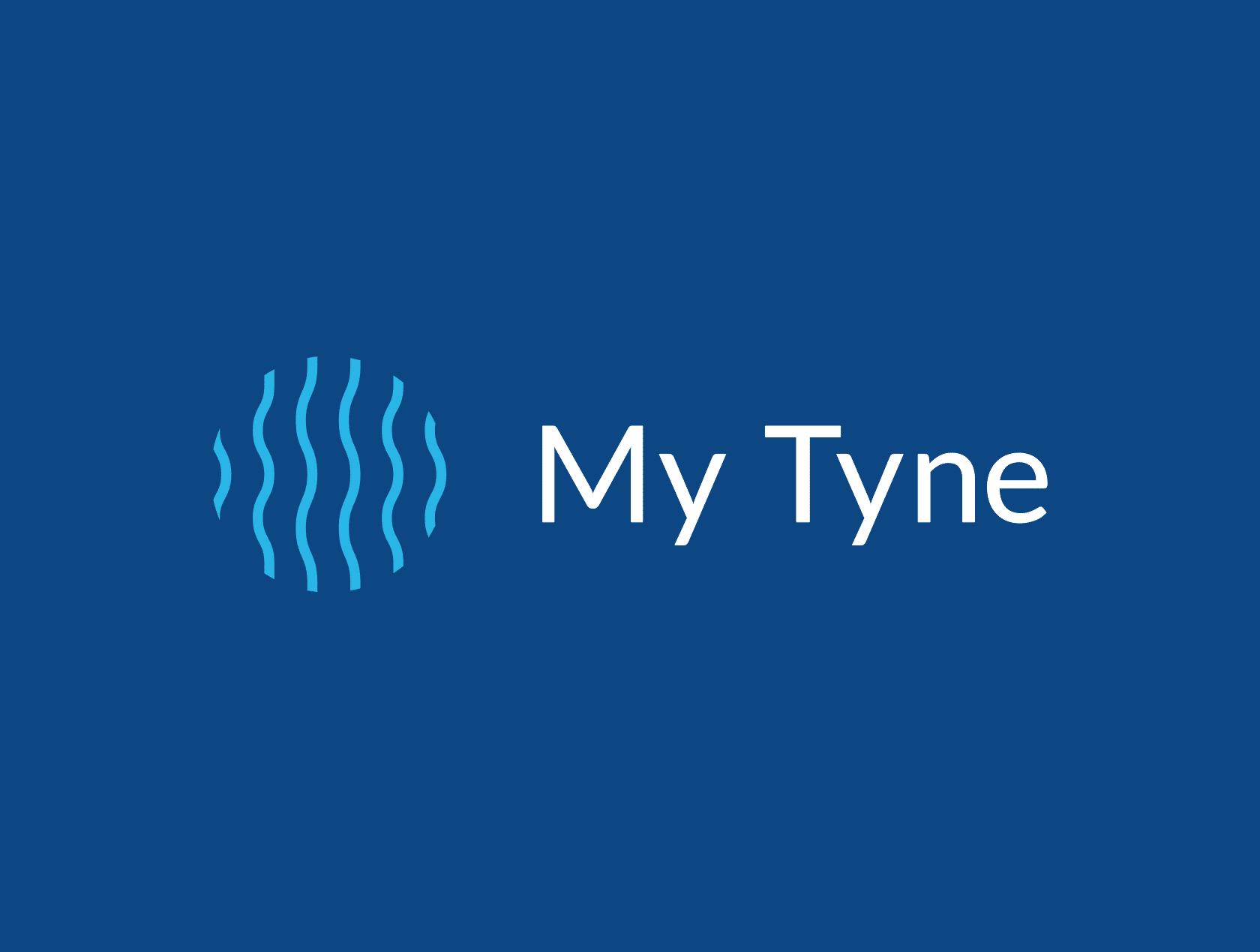 Logo design for MyTyne