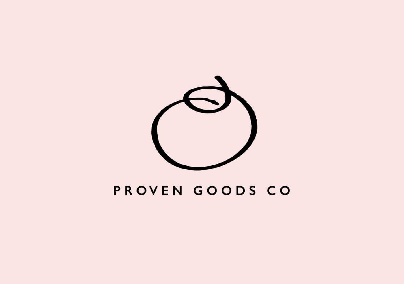 Proven Goods logo