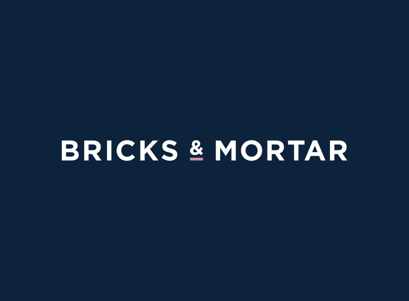 Bricks & Mortar logo by TAC