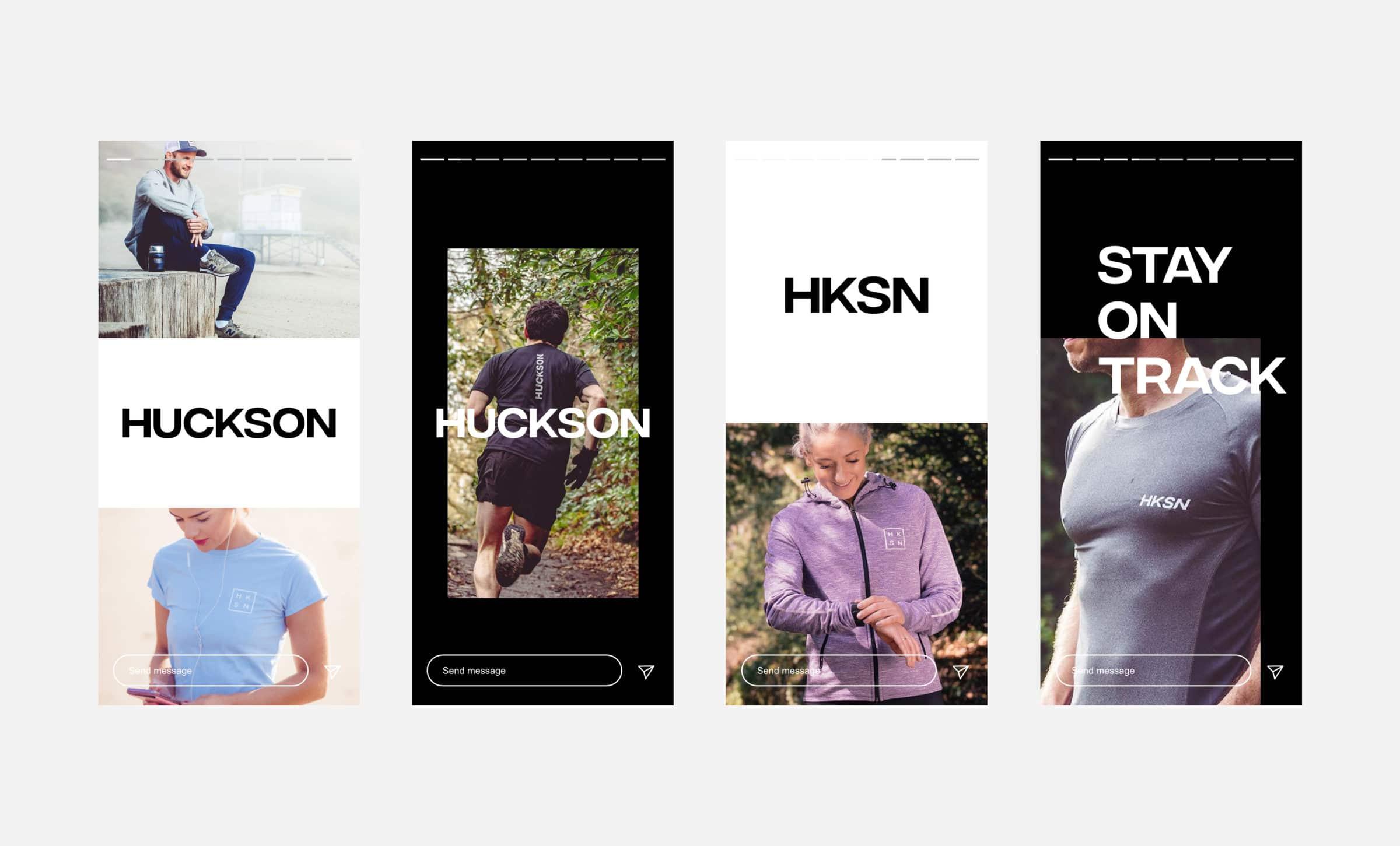 Huckson advertising