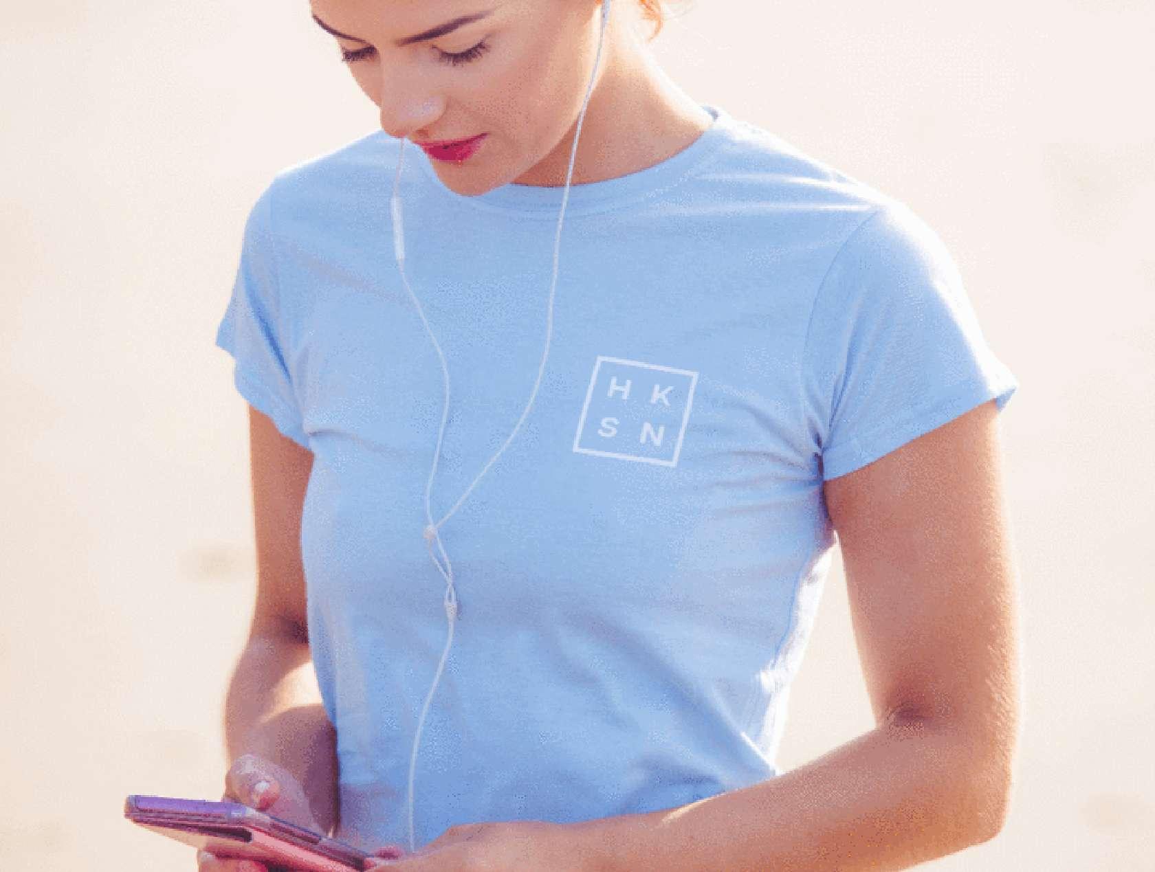 Huckson tri-gear t-shirt