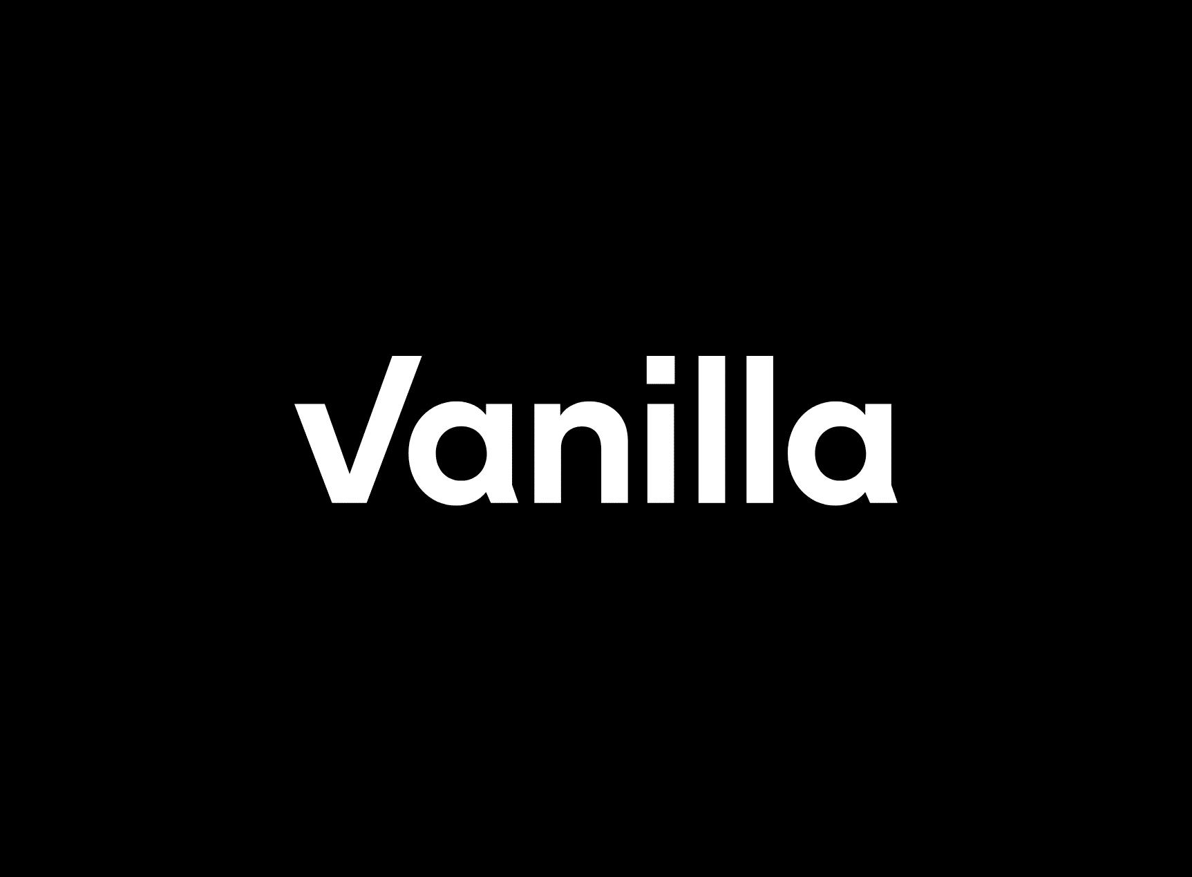 Vanilla identity by TAC